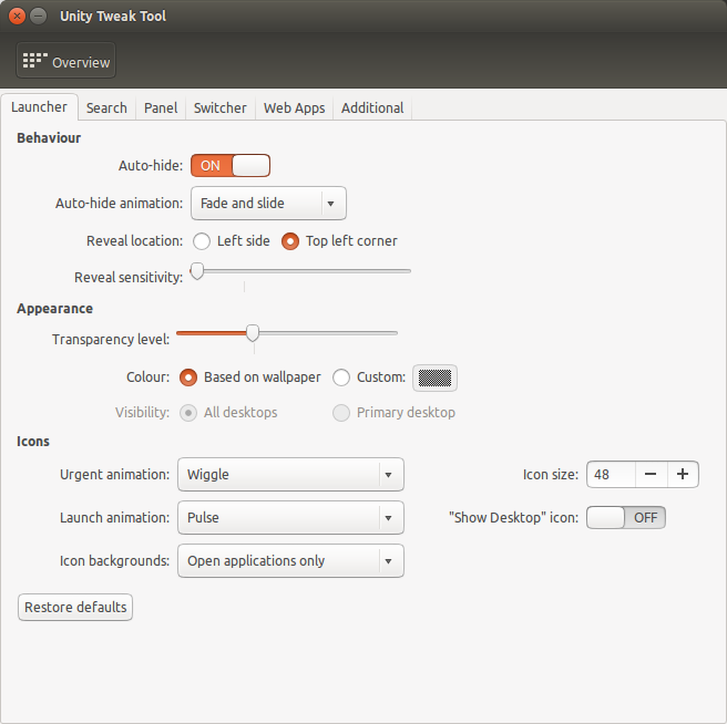 Ubuntu 14 04 without Unity launcher – Jonathan Almeida